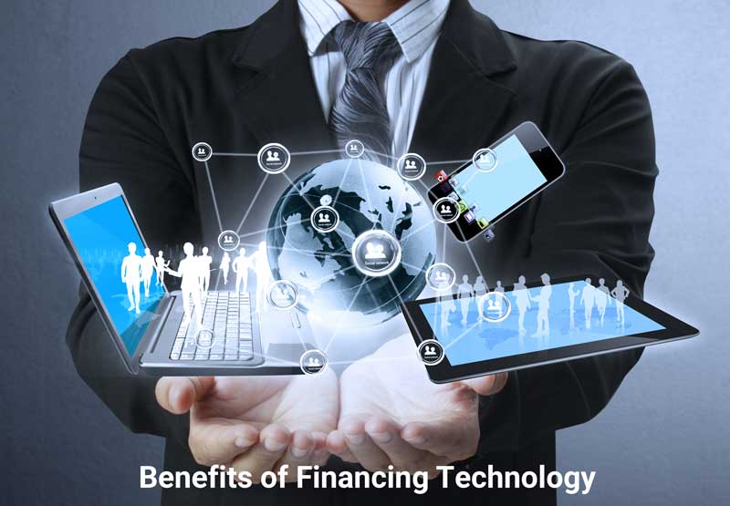 Benefits Of Financing Technology
