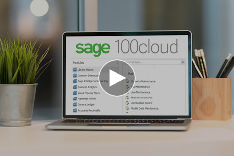 Introduction to Sage 100cloud - Part 2